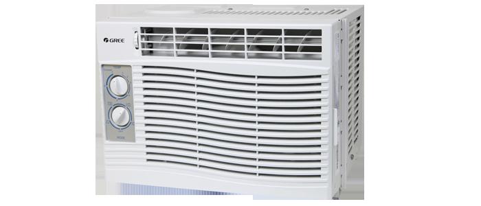 gree 5000 btu window air conditioner manual